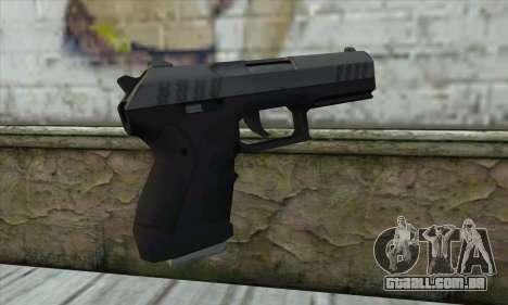 GTA V Combat Pistol para GTA San Andreas segunda tela