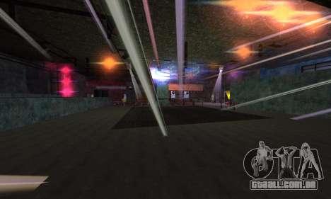 Retexture Jizzy, Alhambra, Pig Pen para GTA San Andreas segunda tela