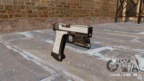 A pistola Glock de 20 ACU Digital para GTA 4