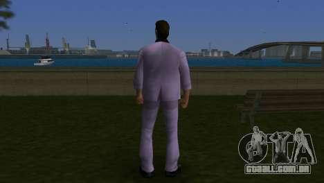 Terno Cor-De-Rosa para GTA Vice City segunda tela