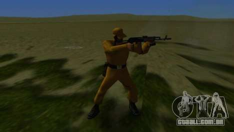 Soldados afegãos para GTA Vice City terceira tela
