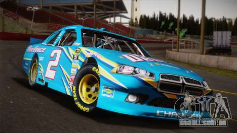 Dodge Charger NASCAR Sprint Cup 2012 para GTA San Andreas