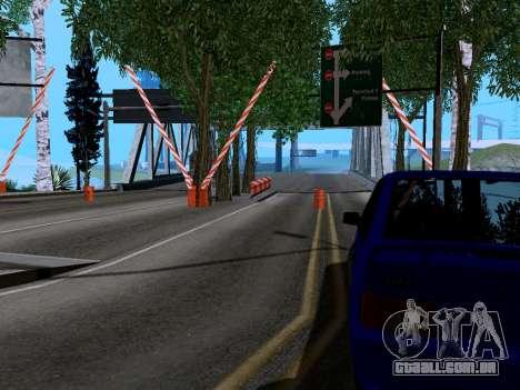 Customs Dos Santos, San Fierro v2.0 para GTA San Andreas segunda tela