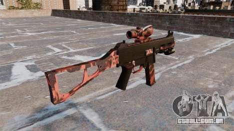 A metralhadora UMP45 para GTA 4 segundo screenshot