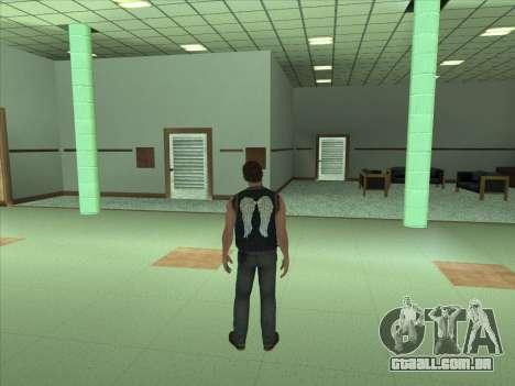 Daryl Dixon para GTA San Andreas segunda tela
