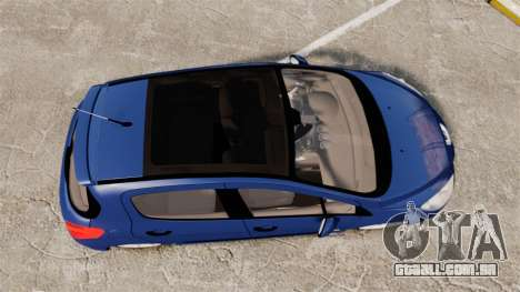 Peugeot 308 GTI para GTA 4 vista direita