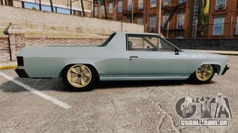 GTA V Cheval Picador para GTA 4 esquerda vista