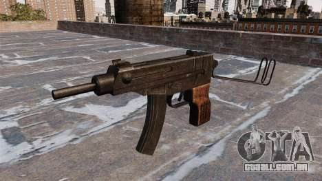 SMG Skorpion vz. 61 para GTA 4 terceira tela