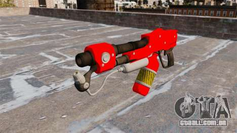 O lança-chamas MX-295 para GTA 4 terceira tela