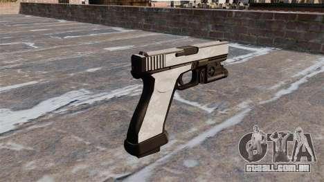 A pistola Glock de 20 ACU Digital para GTA 4 segundo screenshot