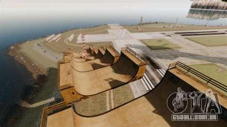 O truque Parque para GTA 4 quinto tela