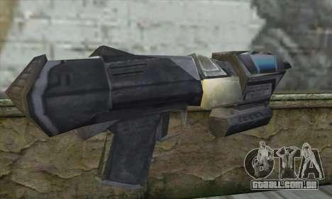 O rifle de Star Wars para GTA San Andreas segunda tela