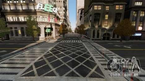 Rua ilegais deriva pista para GTA 4 terceira tela
