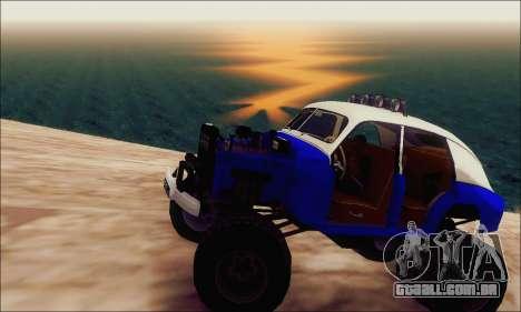 GÁS M20 Monstro para GTA San Andreas