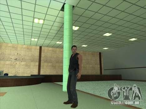 Daryl Dixon para GTA San Andreas por diante tela
