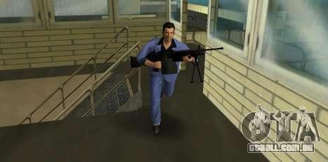 M249 из Battlefield 2 para GTA Vice City