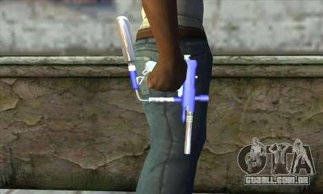 Paintball Gun para GTA San Andreas terceira tela