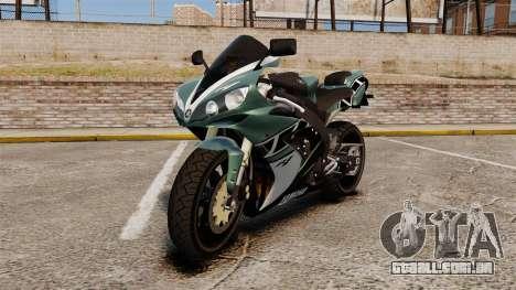 Yamaha R1 RN12 [Update] para GTA 4