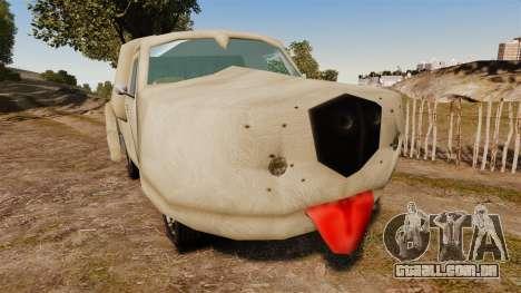 Van-sem noção- para GTA 4