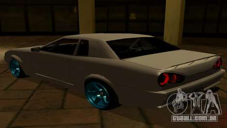 Elegy AssemblY para vista lateral GTA San Andreas
