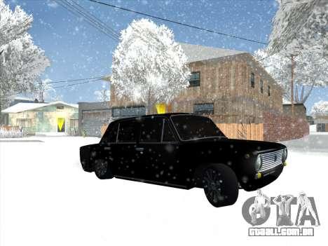 ВАЗ 2101 Ajuste de Estilo para GTA San Andreas esquerda vista