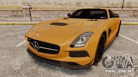 Mercedes-Benz SLS 2014 AMG Performance Studio para GTA 4