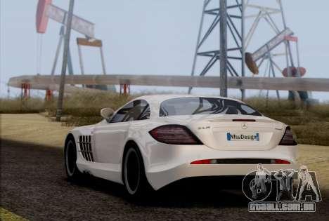 Currently ENB 2.0 para GTA San Andreas oitavo tela