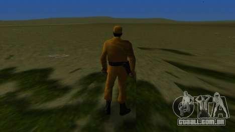 Soldados afegãos para GTA Vice City quinto tela