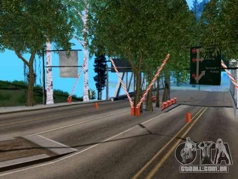 Customs Dos Santos, San Fierro v2.0 para GTA San Andreas