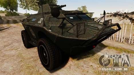 GTA IV TBoGT APC para GTA 4