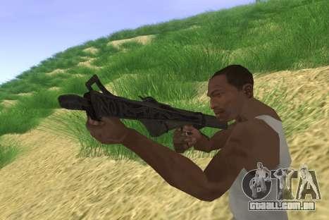 Besta de Skyrim para GTA San Andreas terceira tela