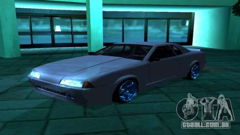 Elegy AssemblY para GTA San Andreas vista direita