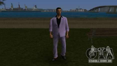Terno Cor-De-Rosa para GTA Vice City