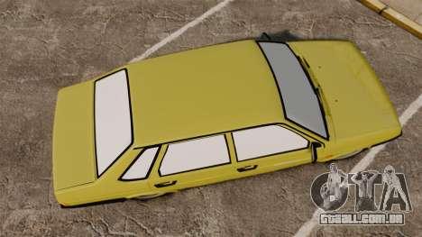VAZ-Lada 21099 Companheiro para GTA 4 vista direita