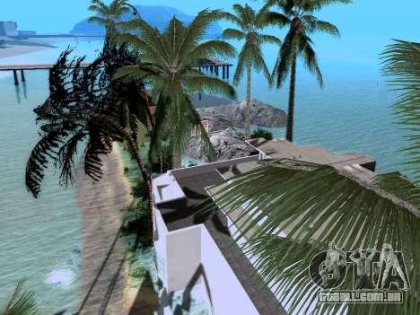Nova ilha v1.0 para GTA San Andreas sexta tela