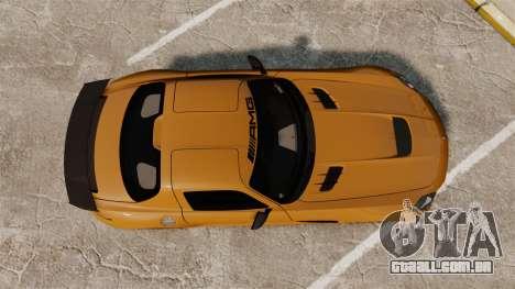 Mercedes-Benz SLS 2014 AMG Performance Studio para GTA 4 vista direita
