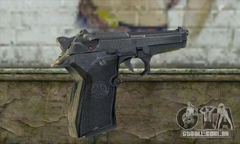 A arma de Stalker para GTA San Andreas segunda tela