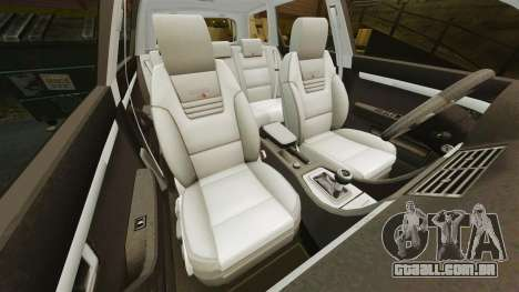 Audi S4 Avant TEK [ELS] para GTA 4 vista superior
