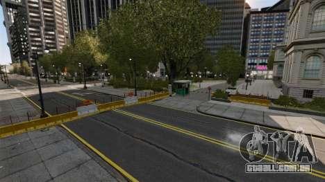 Rua ilegais deriva pista para GTA 4 sétima tela