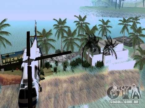Nova ilha v1.0 para GTA San Andreas terceira tela