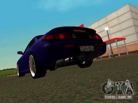 Nissan Silvia S14 Kouki para GTA San Andreas esquerda vista