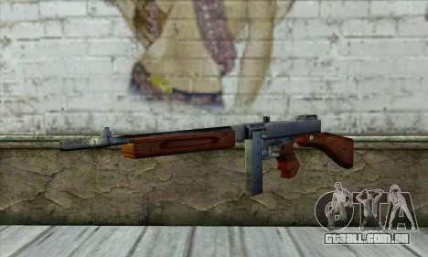 Thompson M1 para GTA San Andreas