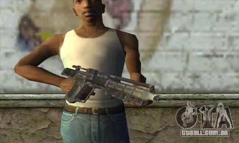 O rifle de Star Wars para GTA San Andreas terceira tela