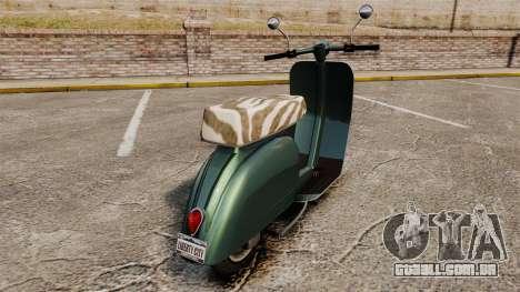 GTA IV TBoGT Pegassi Faggio para GTA 4