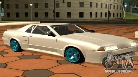 Elegy AssemblY para GTA San Andreas