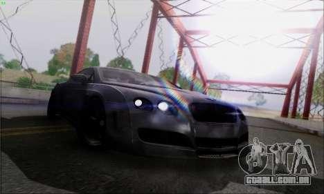 Lensflare By DjBeast para GTA San Andreas décimo tela