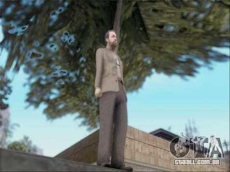 Dave Norton из GTA V para GTA San Andreas terceira tela