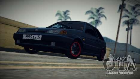 O VAZ-2113 para GTA San Andreas