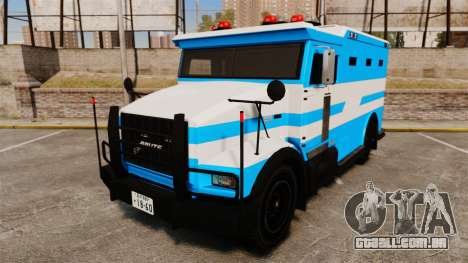 Enforcer Japanese Police [ELS] para GTA 4