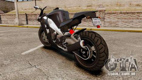 GTA V Nagasaki Carbon RS [Update] para GTA 4 vista direita